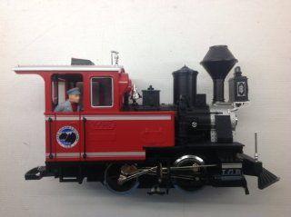 LGB 72311, G Scale, Lake George & Boulder Train Set Toys & Games