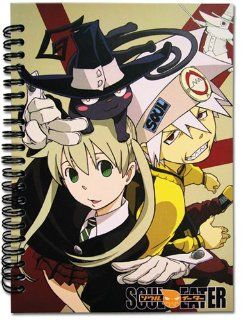 Soul Eater   Maka and Soul Notebook: Toys & Games