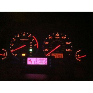 ScanGaugeE Compact Multifunction Trip Computer with Customizable Real Time Fuel Economy Digital Gauges Automotive