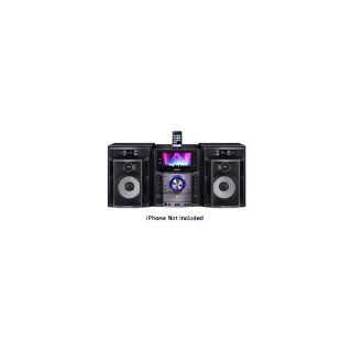 Sony LBT LCD77Di Shelf Stereo System (Black) (Discontinued by Manufacturer) Electronics