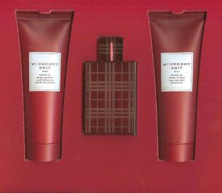 Burberry Brit Red For Her Gift Set  Fragrance Sets  Beauty