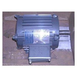 LINCOLN AA6S0.75T61/LM01002 3/4 HP ELECTRIC MOTOR 230/460 VOLT 1140 RPM   Electric Fan Motors