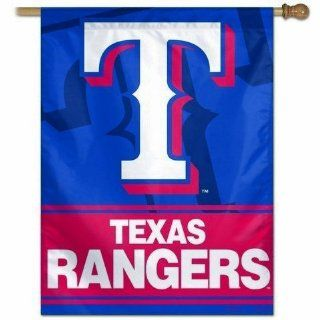 Texas Rangers Flag   Vertical House Flag Exclusive Design  Sports Fan Outdoor Flags  Sports & Outdoors