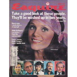 Esquire (April 1976) How to Take Nude Pictures of Yourself; Abbie Hoffman's Underground Love Letters; Making Babies the French Way; Ordeal of Seymour Mednick; Day of a Malibu Lifeguard; Ben Bradlee; Jimmy Carter; Arnold Gingrich (Vol. 85, No. 4, Whole