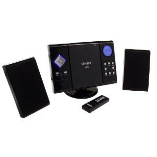 NEW Home Wall Mountable Audio Component Stereo System Receiver & CD Player Electronics