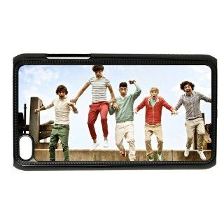 One Direction IPod Touch 4/4G/4th Generation Case Hard Plastic Itouch 4 Back Cover Case: Cell Phones & Accessories