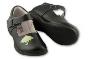 Komfort Kidz 'Pitter Patter' Shoes, 33, Black: Shoes