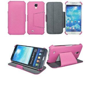 Ultra Slim Case for Samsung Galaxy Mega 6.3 i9200/i9205 pink with Stand up function   Flip Leather Folio Case / Cover for Galaxy Mega GT i9200/GT i9205 (PU Leather Luxury Accessories   Pink)   3 screen protectors included in package  Electronics