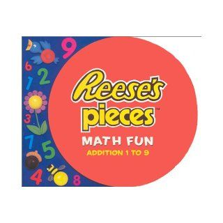 Reese's Pieces Math Fun Addition 1 to 9 (Turn & Learn Books (Playhouse)) Mary Bono 0099863006106 Books