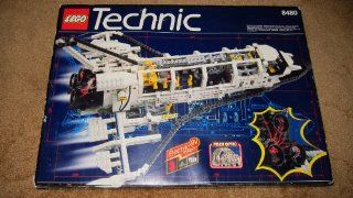 Lego Technic Space Shuttle (8480): Toys & Games