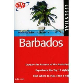 AAA Essential Barbados (AAA Essential Guides Barbados) Lee Karen Stow 9781595082145 Books