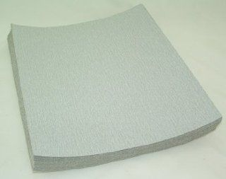"""No Load Silicon Carbide Sandpaper Sheets, 9"""" by 11"""", 240 Grit, Pack of 100."""