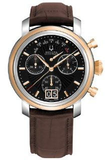 Bulova Accutron Amerigo Men's Quartz Watch 65C109 Watches