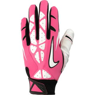 Nike Youth Vapor Jet 2 0 Football Gloves Size Large Pink