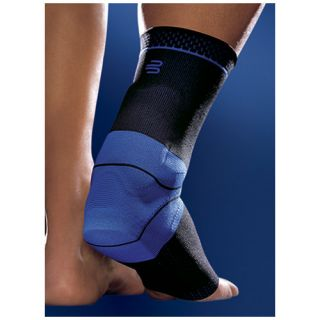 Bauerfeind AchilloTrain Achilles Tendon Support   Size: Right Size 1, Black