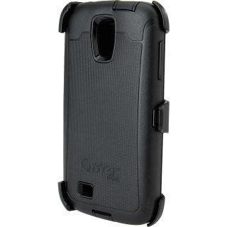 OTTERBOX Defender Series Hard Phone Case   Samsung Galaxy S4, Black