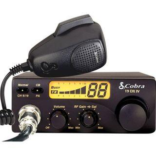 Cobra 19DX IV 40 Channel CB Radio (19DXIV)