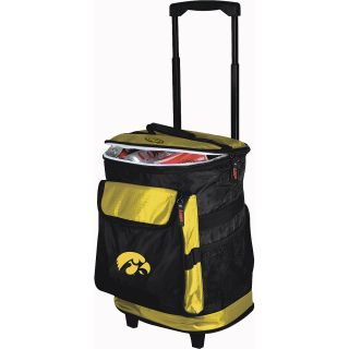 Logo Chair Iowa Hawkeyes Rolling Cooler (155 57)