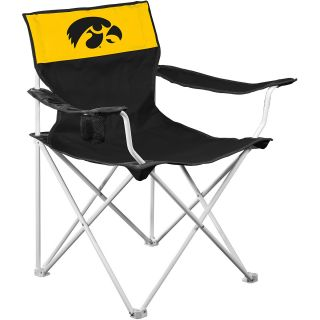 Logo Chair Iowa Hawkeyes Canvas Chair (155 13)