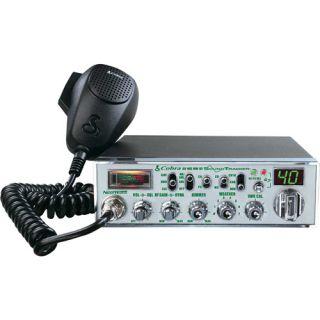 Cobra 29 WXNWST 40 Channel CB Radio (29WXNWST)