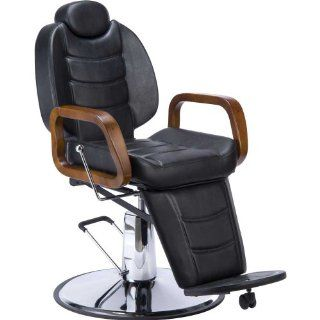 HYDRAULIC BARBER CHAIR ALL PURPOSE RECLINE BARBER SALON STYLING CHAIR   STALLONE : Hair Care Products : Beauty