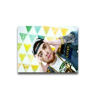 Custom Mac Miller Poster Print Artwork 11x8.5 LSP 554