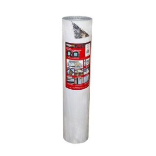 Reach Barrier 4 ft. x 125 ft. Air Single Reflective Polyethylene Insulation Roll SS48125