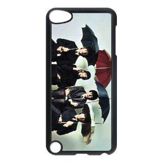 LADY LALA IPOD CASE, THE Beatles Hard Plastic Back Protective Cover for ipod touch 5th: Cell Phones & Accessories