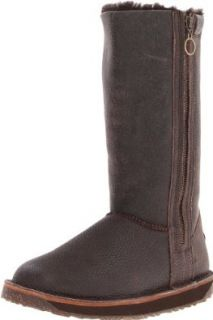 EMU Australia Women's Ashby Flat Boot: Shoes