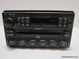 98 04 Ford Ranger Expedition F150 Cd Player Radio (Maddbuys) Automotive