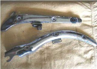 1983 Honda CB 750 SC Nighthawk Left Rear Fender Rail: Automotive
