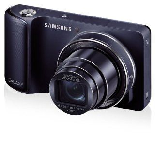 Samsung Galaxy Camera 16 MP EK GC120VRAMC4, 21 x OpticalZoom, 23mm Wide Zoom Lens, Android(TM) 4.1, Jelly Bean : Point And Shoot Digital Cameras : Camera & Photo
