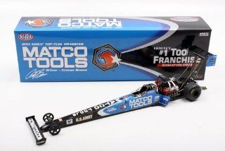 Auto World 1/24 Antron Brown Matco Tools 2011 NHRA Top Fuel Dragster Toys & Games