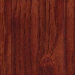 Home Legend High Gloss Teak Cherry 3/4 in. Thick x 3 1/2 in. Wide x Random Length Solid Hardwood Flooring (15.53 sq. ft/case) HL101S