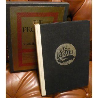 The Prophet: Kahlil Gibran, Becky Ann Baker: 9780739333280: Books