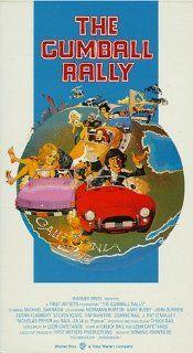 Gumball Rally [VHS]: Michael Sarrazin, Tim McIntire, Raul Julia, Norman Burton, Gary Busey, John Durren, Susan Flannery, Harvey Jason, Steven Keats, Joanne Nail, J. Pat O'Malley, Tricia O'Neil, Richard C. Glouner, Charles Bail, Gordon Scott, Maury