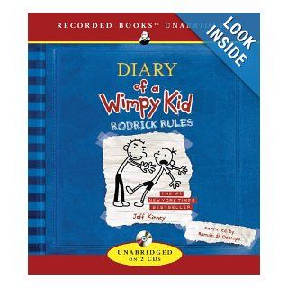 Rodrick Rules (Diary of a Wimpy Kid, Book 2) Jeff Kinney, Ramon de Ocampo 9781436196321 Books