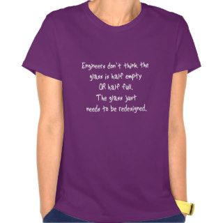 Funny Engineer Geek Quote Shirt