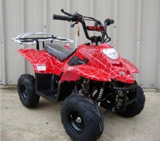 110cc ATV Fully Automatic with a Remote Control and Speed Governor: Automotive