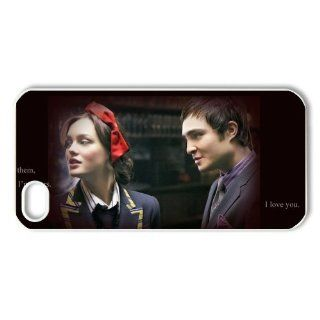 Gossip Girl actor and actress Hard Case Cover Skin for Iphone 5: Cell Phones & Accessories