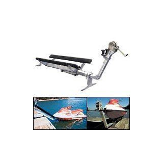 Jet Rail PWC Docking Station  Boat Trailer Guides And Rollers  Sports & Outdoors