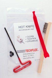 Benchmount Hot Knife Rope Cutter Wire Brush Tool Accessory Kit HKA KIT