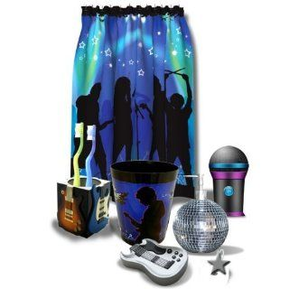 Rock Star Bathroom Decor 7pc Set: Baby