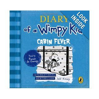 Diary of a Wimpy Kid Cabin Fever Jeff Kinney 9780141348629 Books