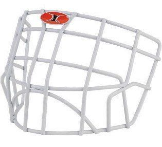 Itech RP630 Replacement Goalie Cage Junior White  Hockey Masks And Shields  Sports & Outdoors