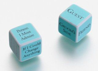 Lillian Rose Bridal Shower Dice Game   Toys And Games Dice