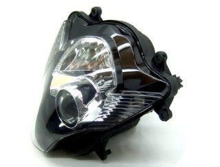 Clear Motorcycle Racing HeadLight Streetfighter Signal Fit For Suzuki 2006 2007 GSXR600 GSX R 600 GSXR750 GSX R 750 GSXR K6: Automotive