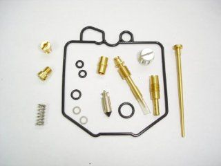 4 Honda Cb 650 Cb650 1981 1982 Carburetor Carb Repair Rebuild Kit Kits: Automotive