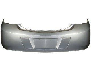 OEM 07 09 Aura Back Bumper Cover Rear Fascia Assembly Dual Exhaust P/N 25782091 Automotive