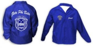 Zeta Phi Beta Line Jacket: Clothing
